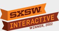Winner SXSW Interactive